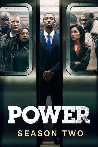 Naktinio miesto valdžia / Power (2015) 2 Sezonas EN