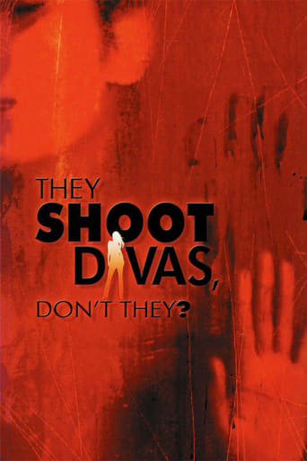 Poster of They Shoot Divas, Don't They?