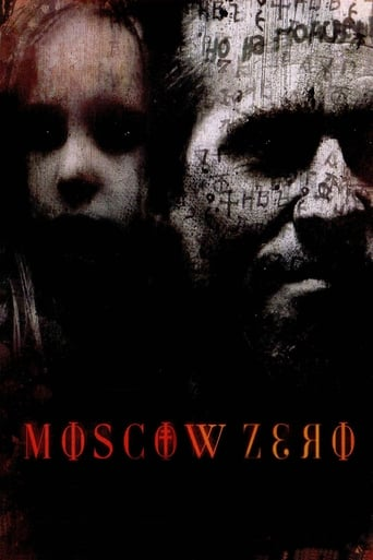 Poster of Moscow Zero