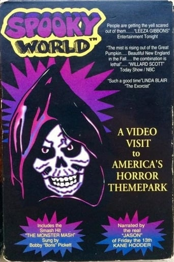Poster of Spooky World