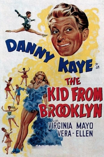 Poster of The Kid from Brooklyn