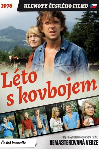 Watch Léto s kovbojem Free Movie Online