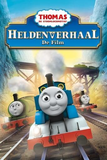 Thomas De Stoomlocomotief: De Film - Heldenverhaal