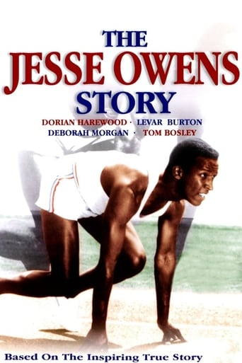 Poster of The Jesse Owens Story
