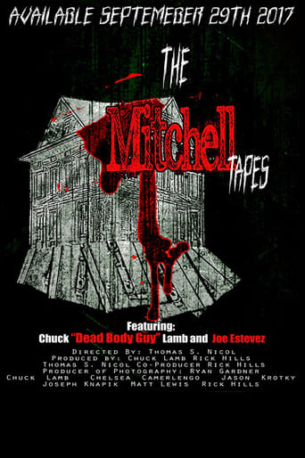 Poster of The Mitchell Tapes