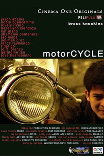 Poster of Motorcycle