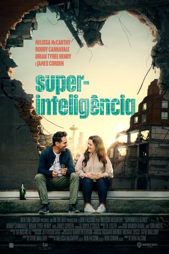 Super-Inteligência Torrent (2020) Legendado WEB-DL 1080p – Download