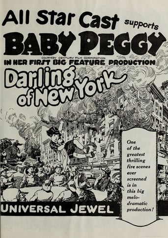 Poster of The Darling of New York