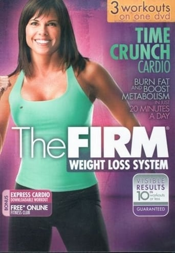 Watch The FIRM: Time Crunch Cardio - Calorie-Burning Cardio full movie downlaod openload movies