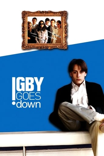 Poster of Igby Goes Down