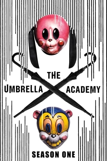 The Umbrella Academy 1ª Temporada - Poster
