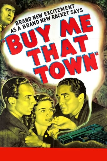 Poster of Buy Me That Town