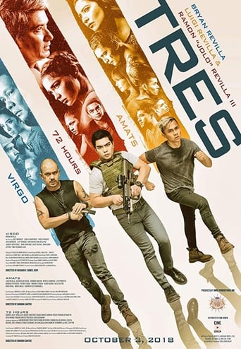 Poster of Tres