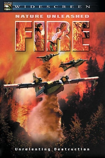 Poster of Nature Unleashed: Fire