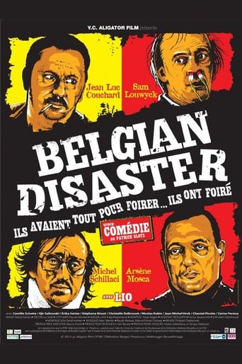Poster of Belgian Disaster