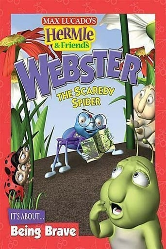 Poster of Hermie & Friends: Webster the Scaredy Spider