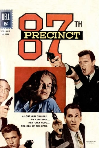 Poster of 87th Precinct