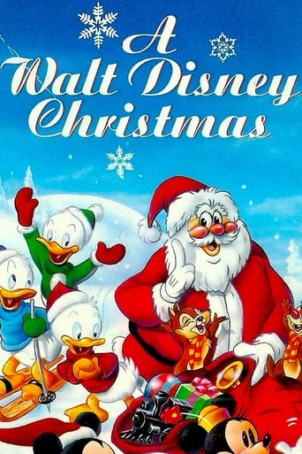 Poster of A Walt Disney Christmas