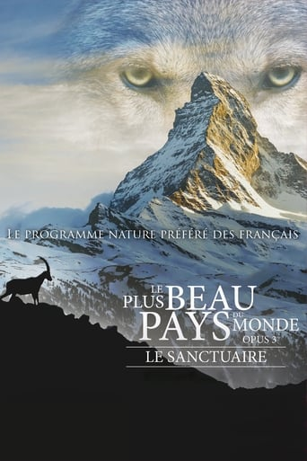 Poster of The Sanctuary: Survival Stories of the Alps