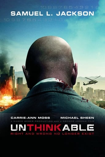 Poster of Unthinkable