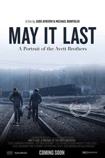 Poster of May It Last: A Portrait of the Avett Brothers