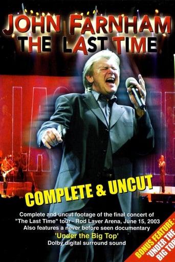 Poster of John Farnham - The Last Time