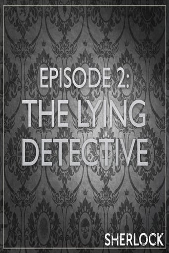 Poster of Sherlock: The lying detective