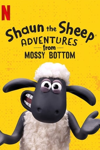 Poster Shaun the Sheep: Adventures from Mossy Bottom