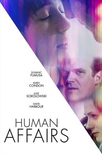 Human Affairs Poster