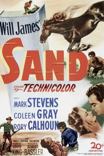 Poster of Sand
