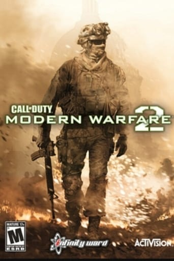 Poster of Call of Duty: Modern Warfare 2