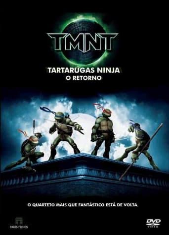 TMNT - Tartarugas Ninja - Uma Nova Aventura