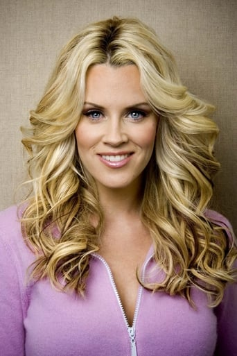 Jenny McCarthy alias Blonde Nurse
