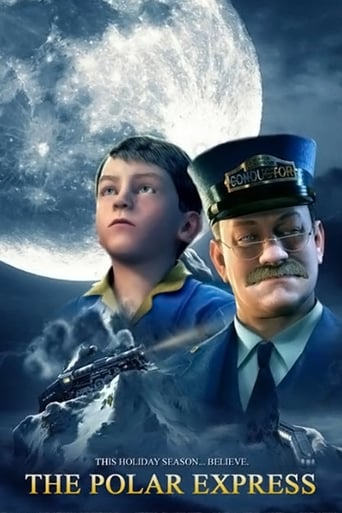 Svajonių traukinys / The Polar Express (2004)