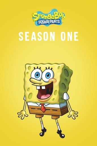Bob Esponja Calça Quadrada 1ª Temporada - Poster