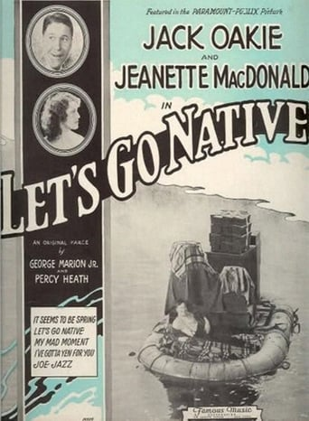 Poster of Let's Go Native