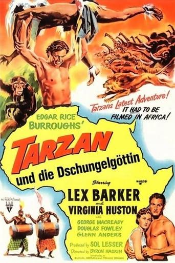 Tarzan und die Dschungelgöttin