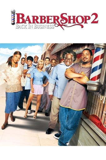 Poster of Barbershop 2: Back in Business