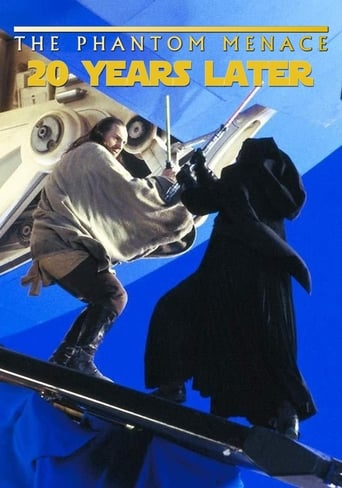Poster of The Phantom Menace 20 Years Later