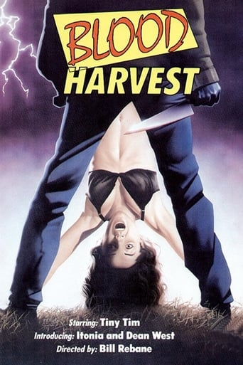 Poster of Blood Harvest