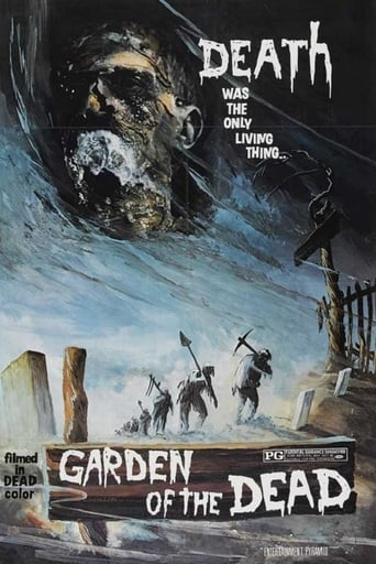 Poster of Garden of the Dead