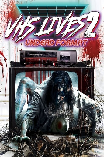 VHS Lives 2: Undead Format