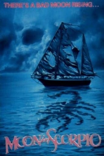Poster of Moon in Scorpio