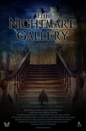 Poster The Nightmare Gallery