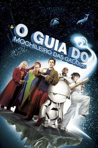 O Guia do Mochileiro das Galáxias - Poster