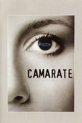 Poster of Camarate