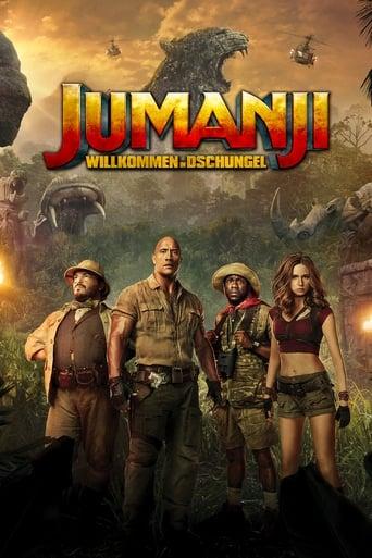 Jumanji: Willkommen im Dschungel - Action / 2017 / ab 12 Jahre
