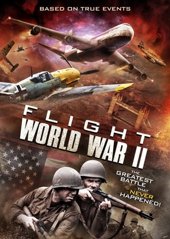 Flight World War II poster