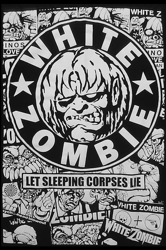 Poster of White Zombie: Let Sleeping Corpses Lie