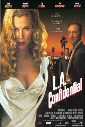 Poster of L.A. Confidential